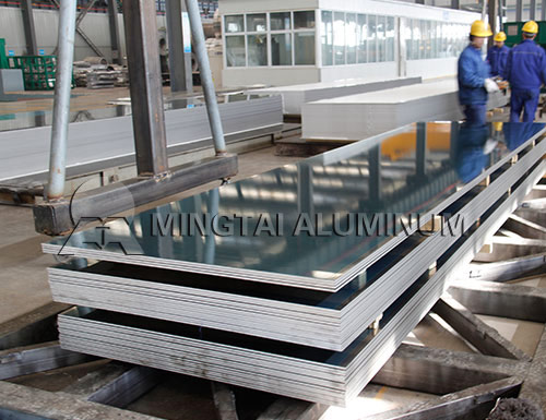 5052 aluminum sheet metal China