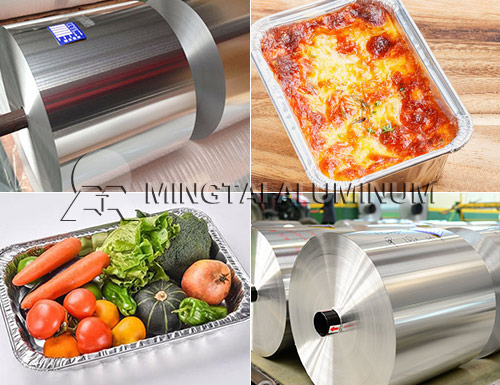 aluminium foil packaging manufacturer