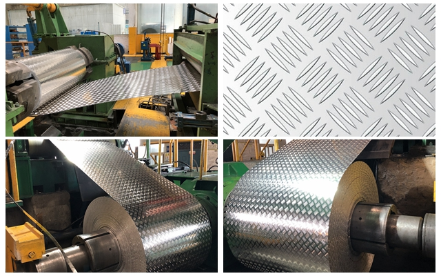 Aluminum alloy tread plate prices for sale