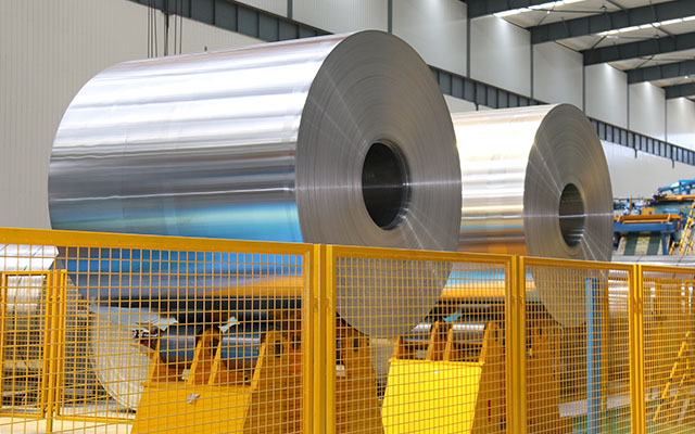China Mingtai 3003 Aluminum Coil For Thermal Insulations
